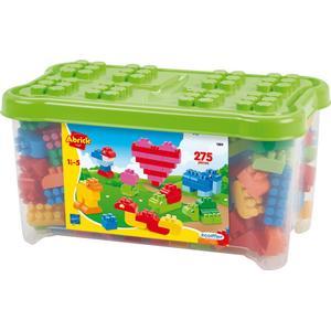 Ecoiffier Abrick Große Bausteine Box mit 275 Bausteinen [Kinderspielzeug]